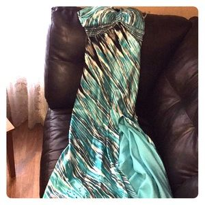 Evening gown/prom dress